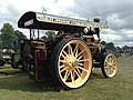 Fowler traction engine 'Foremost' (15473748602).jpg