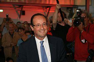 Français : François Hollande en 2011