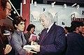 Françoise Foliot - Salon du Livre 1996 - Alejandro Jodorowsky 002.jpg