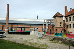 France Lorraine Moselle Meisenthal Centre international d'art verrier 02.jpg