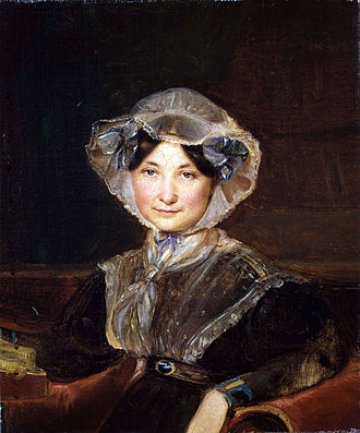 Lemmons - Frances Trollope (1779–1863) may have lived in the house from 1836 to 1838.
