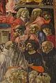Francesco di giorgio e collaboratore, incoronazione di maria, 1472-74, dett.JPG