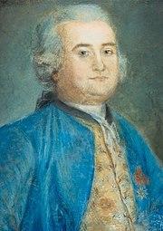Portrait of Francisco Bouligny, Unknown Painter (circa 1770s)
