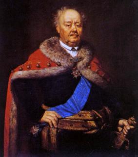 Franciszek Ksawery Branicki Polish noble and general