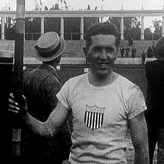 Frank Foss (athlete) - Frank Foss at the 1920 Antwerp Olympic Games