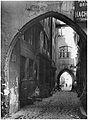 Frankfurt Am Main-Fay-BADAFAMNDN-Heft 14-Nr 159-1904-Nuernbergerhof Eingang vom alten Markt -1901-UCSAR.jpg