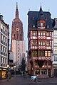 Frankfurt Am Main-Grosser Engel-Ansicht vom Roemerberg-20081230.jpg