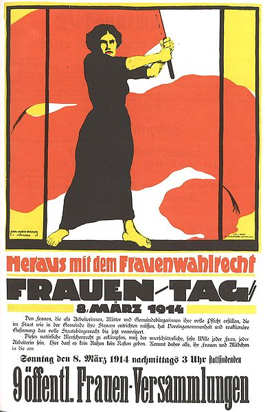 https://upload.wikimedia.org/wikipedia/commons/thumb/0/0a/Frauentag_1914_Heraus_mit_dem_Frauenwahlrecht.jpg/386px-Frauentag_1914_Heraus_mit_dem_Frauenwahlrecht.jpg