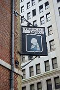 Fraunces Tavern sign detail
