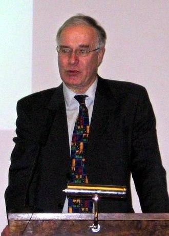 Fred Karlsson - Fred Karlsson in emerita professor Auli Hakulinen's farewell seminar on January 2007
