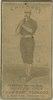 Fred Pfeffer, Chicago White Stockings, baseball card portrait LCCN2007683703.tif