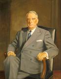 Frederick Vinson portrait