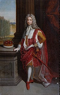 William Nassau de Zuylestein, 2nd Earl of Rochford British peer