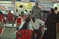 Free Eye check up in progress at Bharat Nirman Public Information Campaign, at Kundrathur, Kanchipuram district, Tamil Nadu on November 18, 2009.jpg