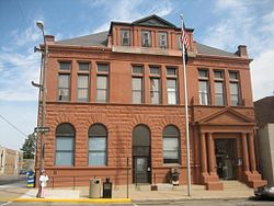 Freeport City Hall Building