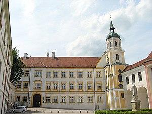Freising - Image: Freising residenz