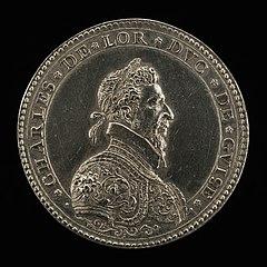 Charles III de Lorraine, 1543-1608, Duke de Guise [obverse]