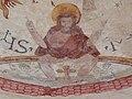Fresque du plafond 23 - Détail - Église Saint-Jean-Baptiste de Larbey.jpg