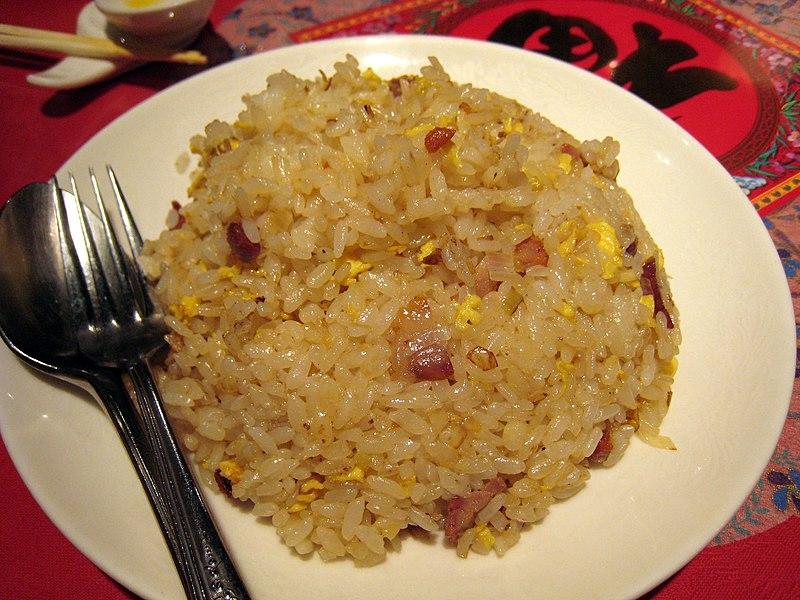 Fichier:Fried rice by rhosoi in Yokohama Chinatown.jpg