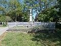 Friedhof, Engel Statue, 2021 Kápolnásnyék.jpg