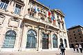 Front view of Hôtel de ville de Marseille (town hall, xvii century, by Gaspard Puget, Jean-Baptiste Méolans), Villeneuve de Bargemon Square. Marseille, Southeastern France , Western Europe.jpg