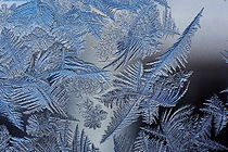 Abstract Patterns Frosted Glass Stock Images - Image: 6023384