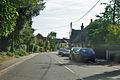 Fryerning Lane enters Ingatestone (geograph 2602514).jpg