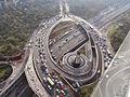 Fuente de Petróleos, Mexico DF, Vista desde las oficinas de Google Mexico.JPG