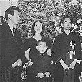Fumiko Hayashi's funeral 1951.jpg