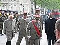 Général jean Combette, président du Comité de la Flamme sous l'Arc de Triomphe (1999 - 2009).jpg