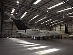 G-RBEN Global Express Hangar 8 Management Ltd (24866754422).jpg