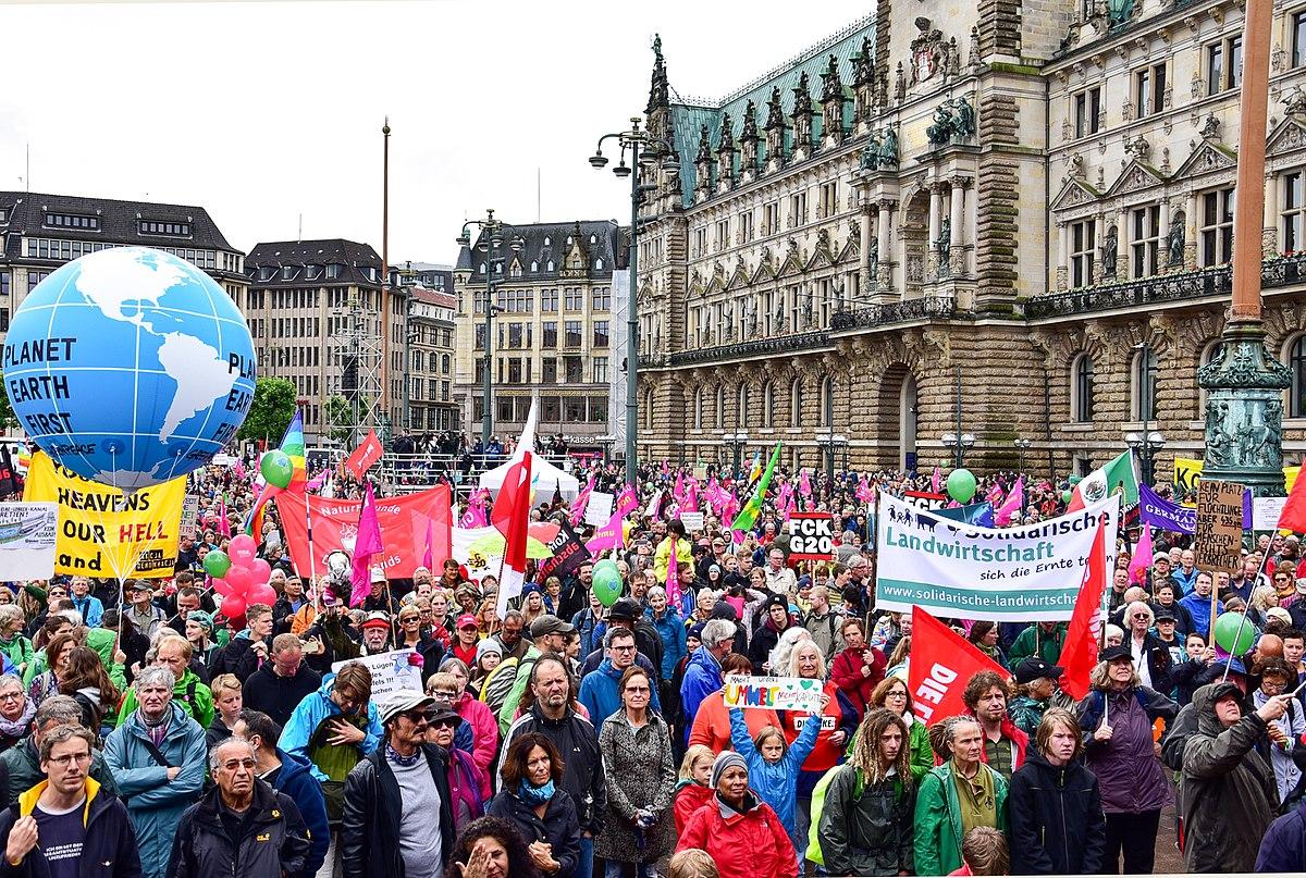G20 Hamburg Wiki