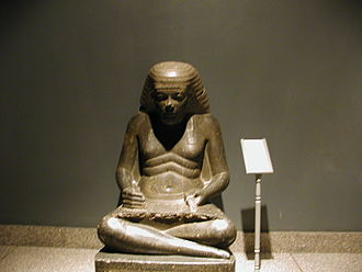 Amenhotep, son of Hapu - Sculpture of Amenhotep, son of Hapu