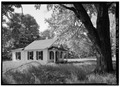 GENERAL VIEW FROM SOUTHEAST - Lawnfield, Cottage, 8095 Mentor Avenue (U.S. Route 20), Mentor, Lake County, OH HABS OHIO,43-MENT,2I-1.tif