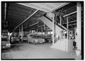 GENERAL VIEW OF INTERIOR OF FIRST FLOOR - Commerce Avenue Fire Hall, 201-205 Commerce Avenue, Knoxville, Knox County, TN HABS TENN,47-KNOVI,7-7.tif