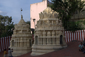 Gavi Gangadhareshwara Temple - Image: GG Temple 3