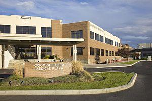 Hermiston, Oregon - Good Shepherd Medical Plaza