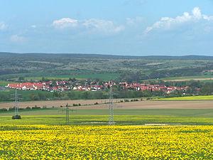 99820 Hörselberg Hainich Ot Behringen hörselberg hainich
