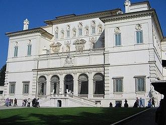 Scipione Borghese - The Villa Borghese