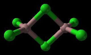 Gallium trichloride chemical compound