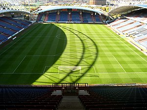 2002 New Zealand rugby league tour of Great Britain and France - Image: Galpharm Stadium geograph.org.uk 312658