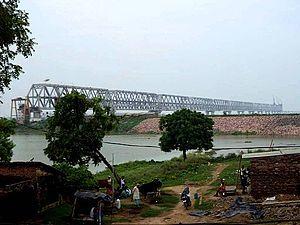 Bridges in Bihar - Digha–Sonpur Bridge