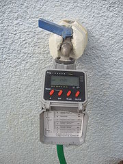 An irrigation timer