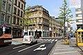 Garer Quartier, перекресток с улицей Бонвуа - panoramio.jpg