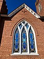 Gaston Chapel AME Church, Morganton, NC (49021760332).jpg