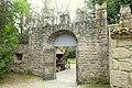 Gate - Parco dei Mostri - Bomarzo, Italy - DSC02431.jpg