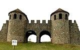 Porta Praetoria (Nachbau)