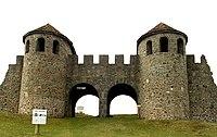 Gate Porolissum