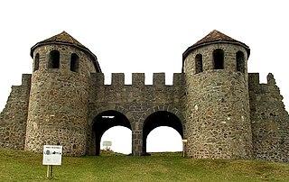 Ancient Roman settlement in Dacia