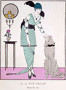 Gazette du Bon Ton fashion plate 1914